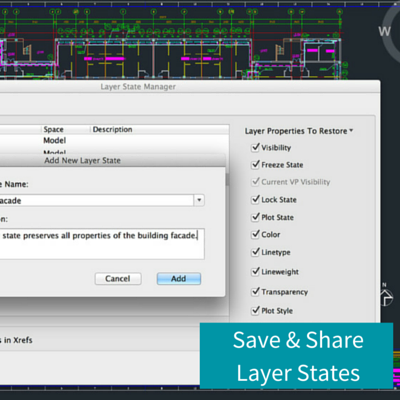 Save and Share Layer States